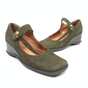 Bandolino Mary Jane Comfort Career Shoes 6.5